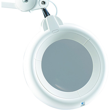 Daylight Company Slimline Led Magnifying Lamp D25030
