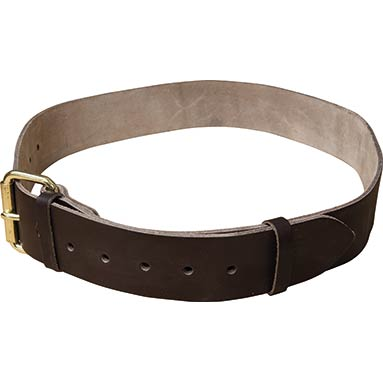 deluxe brown leather tool belt connell of sheffield