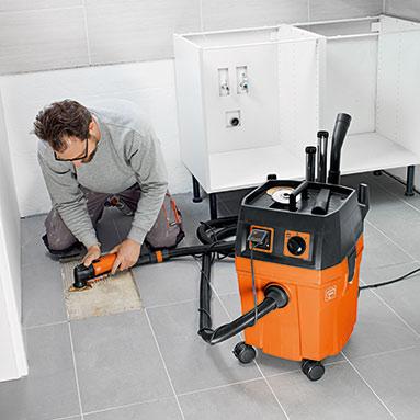 FEIN Dustex 35 L Wet Dry Dust Extractor 110v