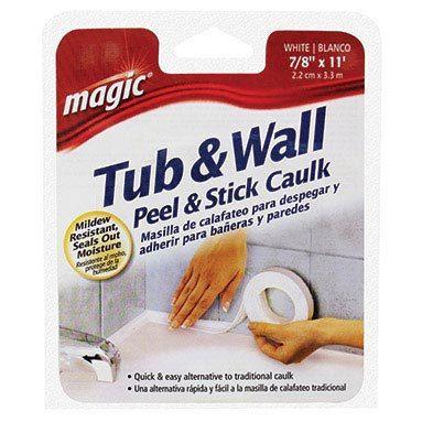 Homax Caulk Bath Shower Sinks Waterproof Sealing Sealant