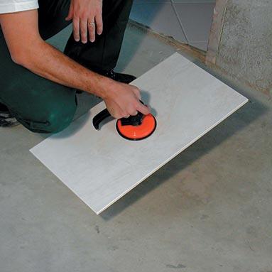 Rubi Suction Pad Tile Sucker