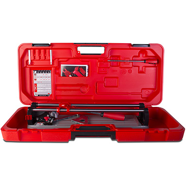 rubi ts 66 max tile cutter grey previously rubi ts 60 plus. Black Bedroom Furniture Sets. Home Design Ideas