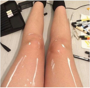shiny-legs-or-painted-legs