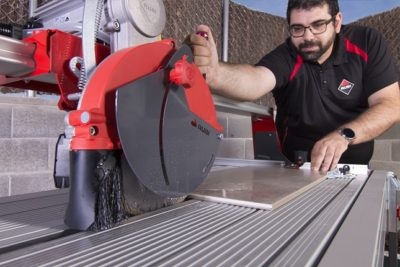 Cutting Porcelain Slabs – Our Top 3 Tile Cutters For The Job