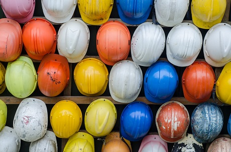 Hard Hats – Colour Codes You Need To Know About On Site